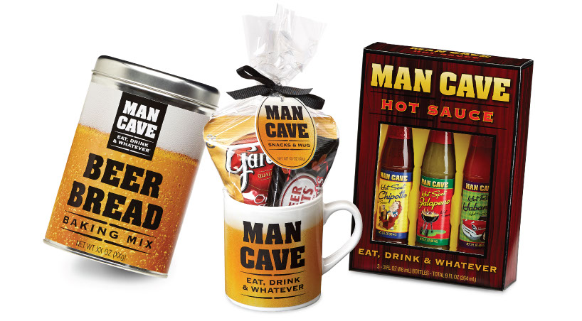 Small Gifts For Man Cave : Product development